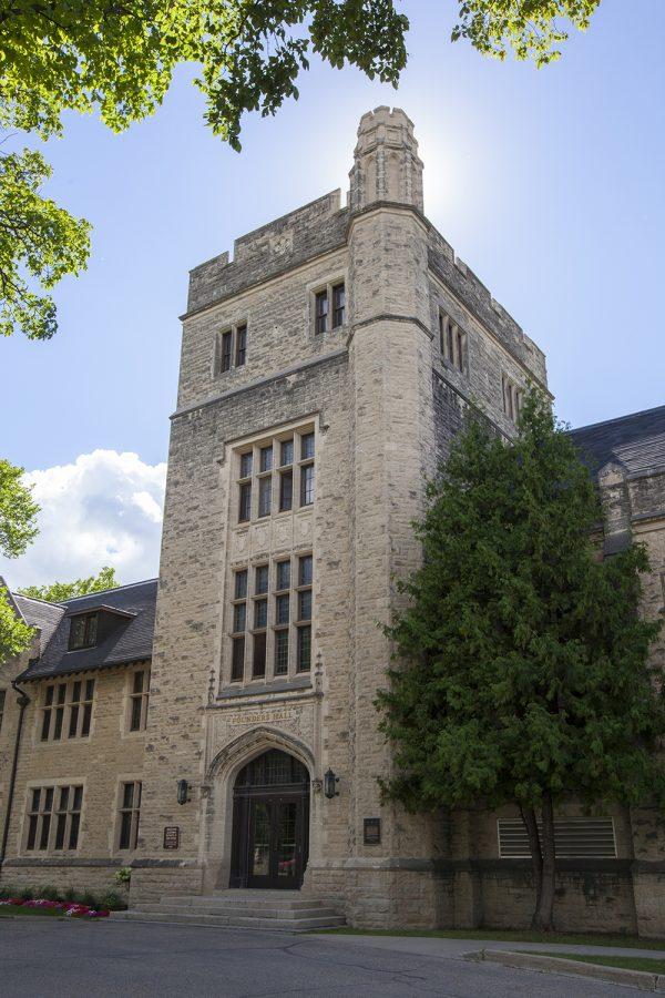 the CMU Castle