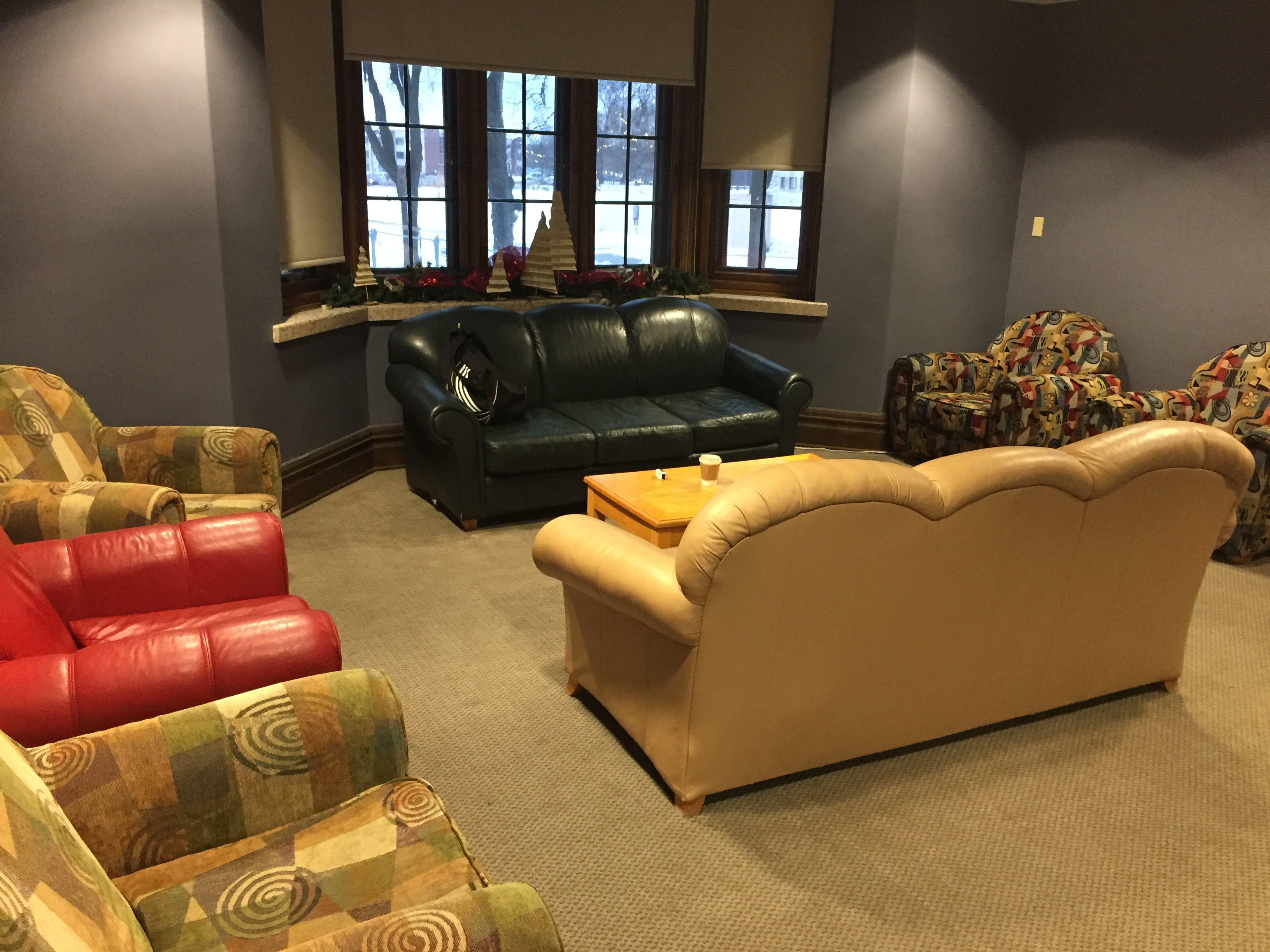 North Campus Lounges - The Pros and Cons of CMU's Many Study Spaces