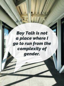 boy talk 3